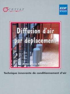 DIFFUSION D'AIR PAR DÉPLACEMENT