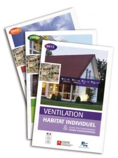 Série VENTILATION  :  HABITAT INDIVIDUEL - HABITAT COLLECTIF - LOCAUX TERTIAIRES