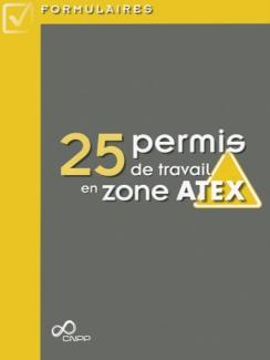 PERMIS DE TRAVAIL EN ZONE ATEX