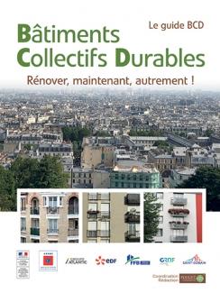 BÂTIMENTS COLLECTIFS DURABLES - VIENT DE PARAÎTRE