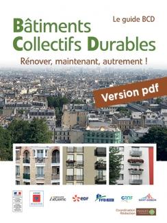 BÂTIMENTS COLLECTIFS DURABLES - Version téléchargeable (pdf)