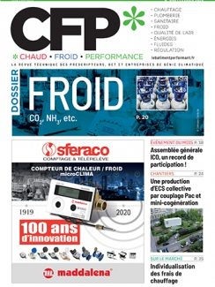CHAUD FROID PERFORMANCE - CFP 840 Février 2020