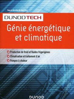 GENIE ENERGETIQUE ET CLIMATIQUE