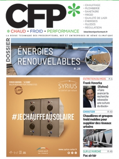 CHAUD FROID PERFORMANCE - CFP 856 JUILLET 2021