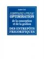 OPTIMISATION DE LA CONCEPTION  ET DE LA GESTION DES ENTREPÔTS FRIGORIFIQUES