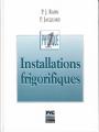 INSTALLATIONS FRIGORIFIQUES