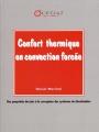 CONFORT THERMIQUE EN CONVECTION FORCÉE