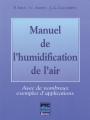 MANUEL DE L'HUMIDIFICATION DE L'AIR