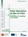 FICHES OPÉRATOIRES DE MISE AU POINT