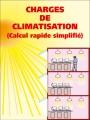 CHARGES DE CLIMATISATION