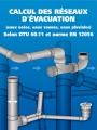 RESEAUX D'EVACUATION   - Nouvelle version conforme DTU 60.11