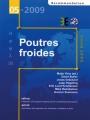 POUTRES FROIDES