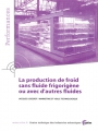 PRODUCTION DE FROID SANS FLUIDE FRIGORIGÈNE OU AVEC D'AUTRES FLUIDES