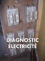 DIAGNOSTIC ELECTRICITE