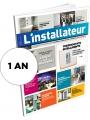 L'INSTALLATEUR - Abonnement 1 an
