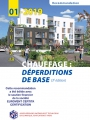 CHAUFFAGE : DÉPERDITIONS DE BASE