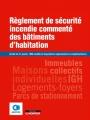 RÉGLEMENT DE SÉCURITÉ INCENDIE DES BÂTIMENTS D'HABITATION