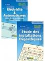 ÉLECTRICITÉ & AUTOMATISMES et ETUDE DES INSTALLATIONS FRIGORIFIQUES