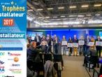 Palmarès Trophées de l'Installateur 2017