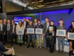 les lauréats 2017