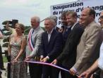Inauguration du réseau de chaleur et de froid de Paris-Saclay
