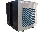 Cette PAC aérothermique R-Sol permet de conserver le plancher chauffant en place dans lequel circule du fluide frigorigène. Elle fonctionne au R32.