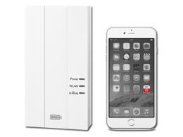 Conçu par Brink Climate Systems, Brink Home permet de commander à distance sa ventilation double flux avec un smartphone