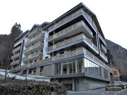 Deux chaudières bois fonctionnant en cascade viennent d'être installées dans une résidence à Brides-les-Bains, en Savoie.