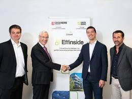 Delta Dore et Legendre créent la société Effinside