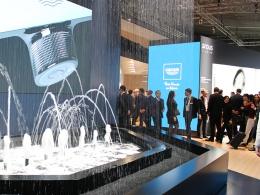 ISH de Francfort : la salle de bains y occupe une place importante et particulièrement créative cette année