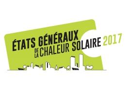 Les Etats généraux de la chaleur solaire se tiendront mardi 17 octobre à Paris