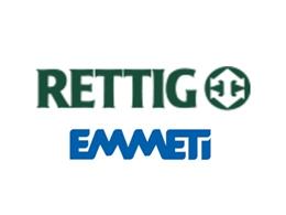 Le groupe Rettig (Radson, Finimetal, LVI), vient de prendre une participation majoritaire (91 %) au sein de la société italienne Emmeti (CA 2014 109 M€).