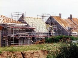 Une belle année pour la construction de logements : en 2017, 497 000 logements ont été autorisés à la construction