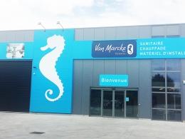 Van Marcke amorce un virage B to C et propose désormais un service d'installation aux clients particuliers.