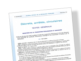 Modification du titre professionnel d'agent de maintenance CVC