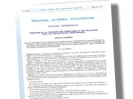 Réglementation CFP 835