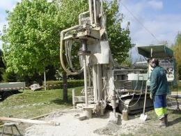 Géothermie : un chantier à 120 000 euros pour le chauffagiste