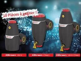 Flamco XStream : Séparateurs d'air et de boues