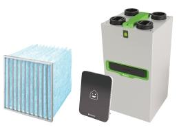 La généralisation de purificateurs d'air dans les salles de classe et les bureaux ne devrait être qu'une question de temps…