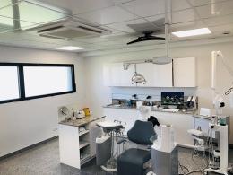 La qualité d'air, une priorité pour cette clinique dentaire