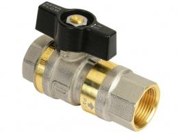 La vanne Aster Flow du fabricant Effebi est un produit tout en un intégrant une vanne à sphère et un clapet anti-retour.