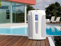 Pompe à chaleur Inverter air/eau monobloc à soufflage vertical