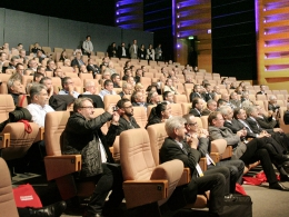 Pour son 78ème congrès, l'UECF a réuni à Marseille les 14-15 octobre ses entrepreneurs et partenaires, comme toujours enthousiastes de ce moment privilégié d'échanges.