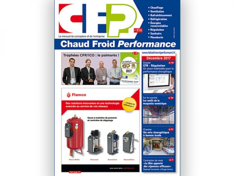 couverture CFP décembre 2017 n° 816