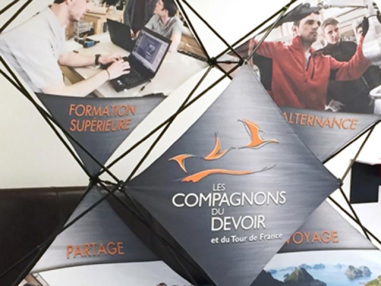 Le congrès des Compagnons plombiers du Devoir se tiendra du 10 au 12 mai à Montpellier