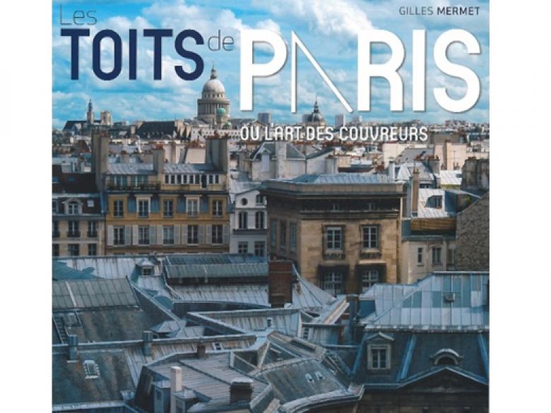 Les toits de Paris, indissociables de l'image de la capitale à travers le monde, ainsi que le savoir-faire des couvreurs-zingueurs parisiens sont à l'honneur.