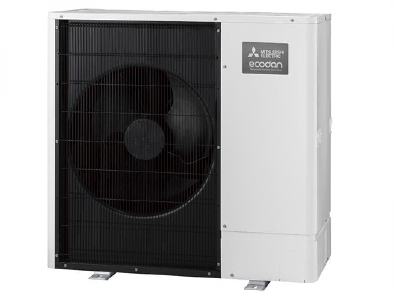 Gamme de pompes à chaleur air/eau Ecodan Silence de Mitsubishi Electric