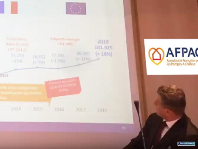 A l'occasion de son assemblée générale le 12 mars dernier, l'Association française pour les pompes à chaleur (AFPAC) a dévoilé un simulateur permettant de s'y retrouver dans la jungle des aides.