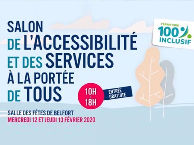 A l'initiative de la Capeb 90, le tout premier salon de l'accessibilité et des services se tiendra mercredi 12 et jeudi 13 février à Belfort