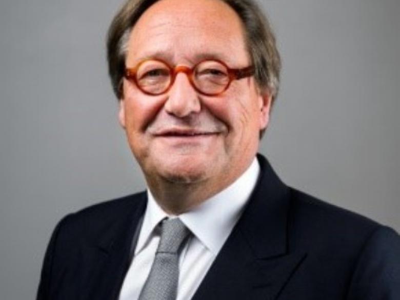 Philippe de Beco, président de la FNAS